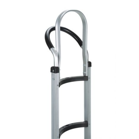 Aluminum Hand Truck Frame Extension - Size: 17""