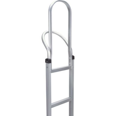 Aluminum Hand Truck Frame Extension - Size: 23""