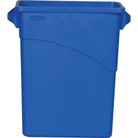 Slim Jim® Containers - Type: Deskside - Capacity: 16 US gal.