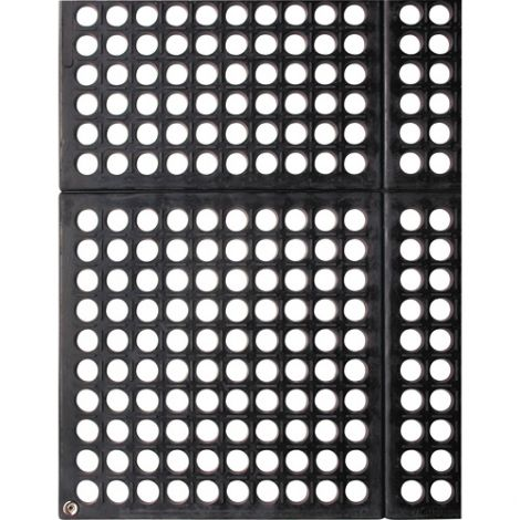 Modular Worksafe® Light ESD No. 789 Matting - Width: 3' - Length: 3'