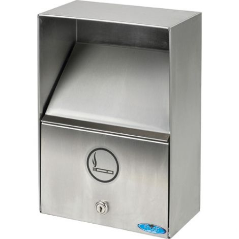 Exterior Smoking Receptacles - Capacity: 3.3 Litres - Ashtray w/Lid