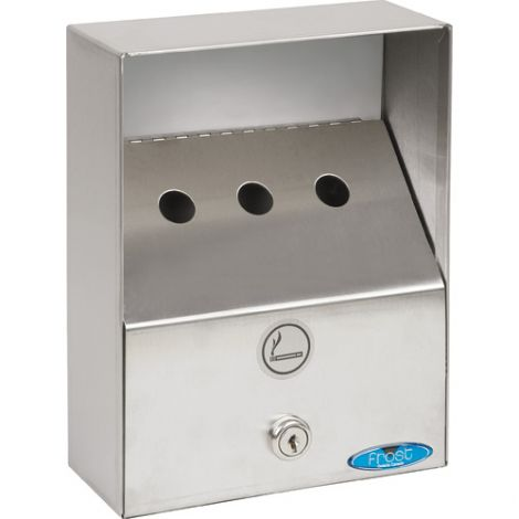 Exterior Smoking Receptacles - Capacity: 1 Litres - Ashtray (Without Cover)