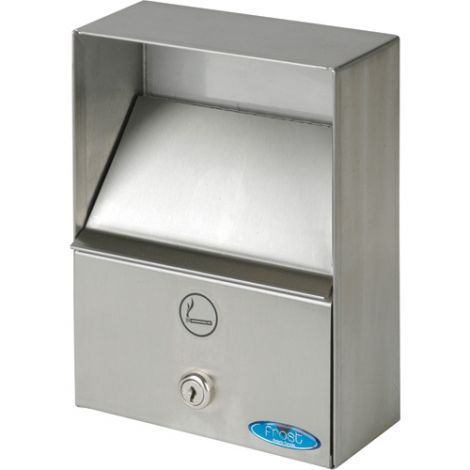 Exterior Smoking Receptacles - Capacity: 1 Litres - Ashtray (With Cover)