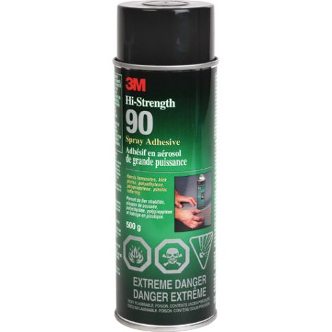 90 High Strength Adhesive - Format: 24 oz. - Qty/Case: 6