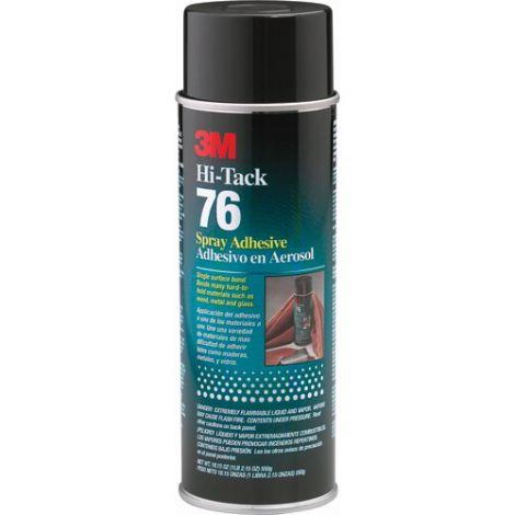 76 High Tack Adhesive - Format: 24 oz. - Qty/Case: 6