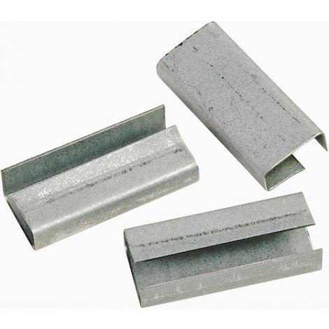 """Steel Seals - Type: Open - Fits Strap Width: 3/4"""""""