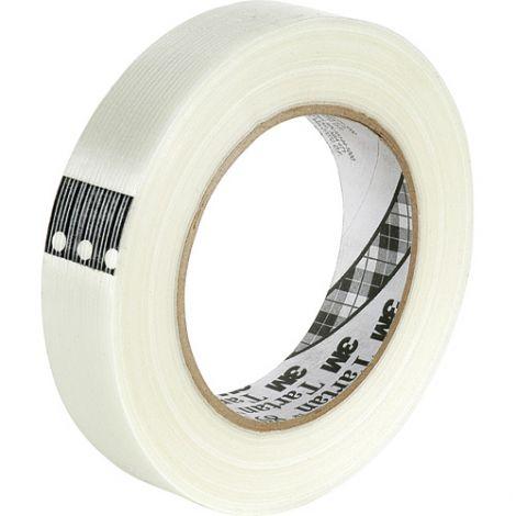 """Tartan™ 8934 Filament Tape - Width: 24 mm (1"""") - Qty/Case: 48"""