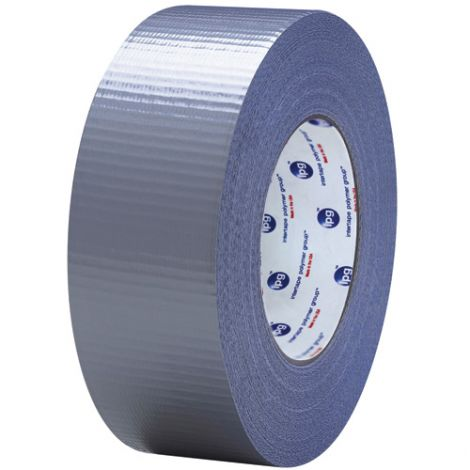 """Utility Grade Duct Tape AC10 - Width: 48 mm (2"""") - Rolls /Case: 24 - Thickness Mils: 7.5"""