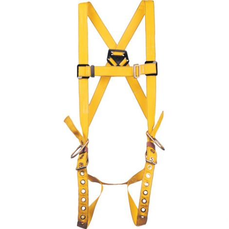 Durabilt Harnesses - Class: A,P - Universal - D-Ring: Back and Side - Leg Connections: Tongue Buckle