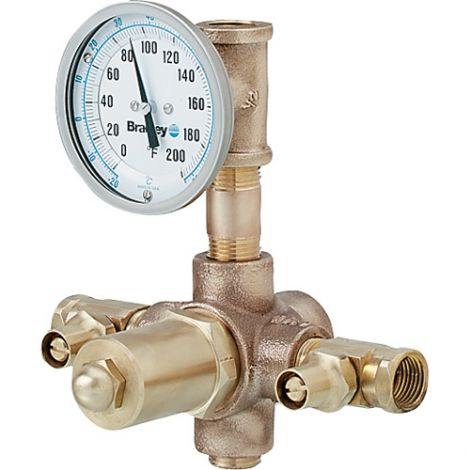 Thermostatic Mixing Valves - Gallons Per Minute (GPM): 7.3 GPM