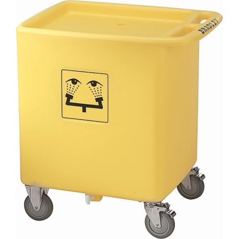 On-Site® Eyewash Waste Cart - Part: Cart