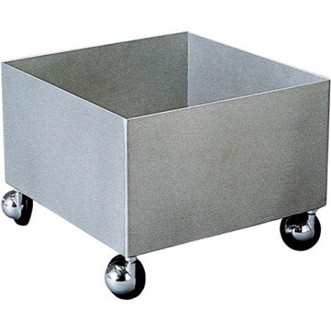 Portable Pressurised Eyewash Station Transport Cart - Part: Cart