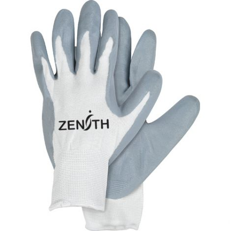 Lightweight Nitrile Foam Palm Coated Gloves - Size: 2X-Large (11) - Qty: 72