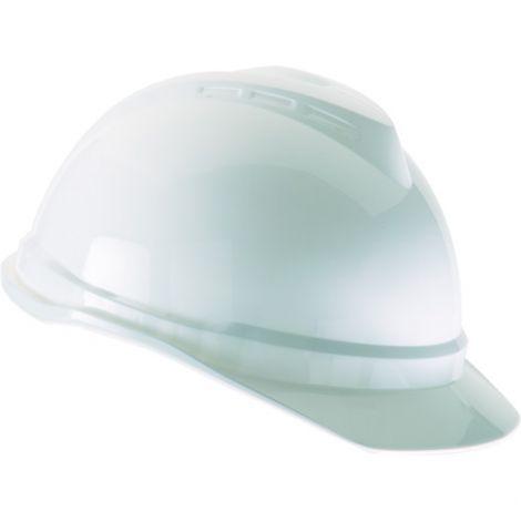 Advance® Vented Caps - Colour: White