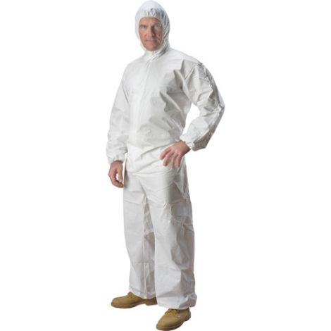MicroMAX® NS  Hooded Coveralls - 4X-Large - Case/Qty: 25