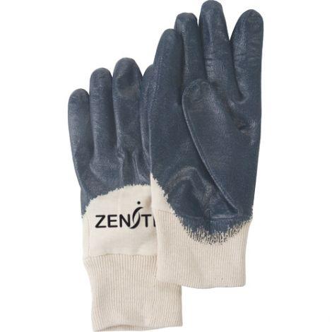 Mediumweight Nitrile Coated Gloves - Size: 2X-Large (11) - Qty: 72