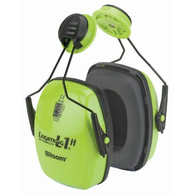 Leightning Hi-Visibility® Earmuffs - Over-Head