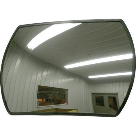 """Roundtangular Convex Mirrors 24"""" x 36"""""""