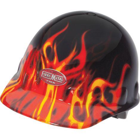 Fmx Series Protective Caps - Colour: Flame Design
