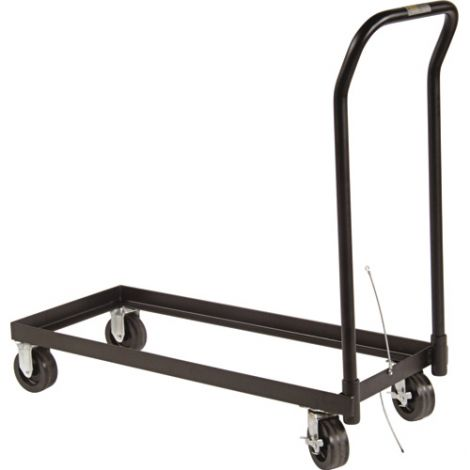 Rolling Cart for 30-Gallon Cabinets