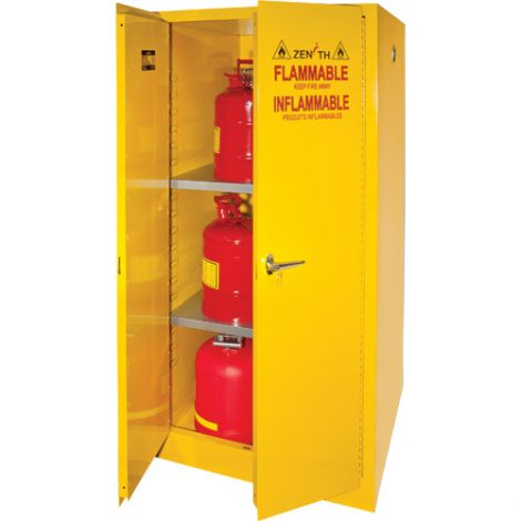 Flammable Storage Cabinet - Capacity: 60 Gal.