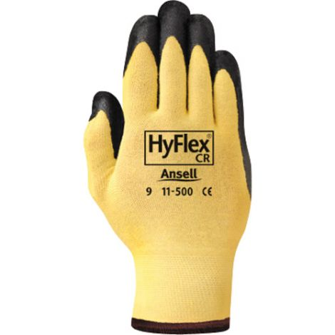 HyFlex® 11-500 Gloves - Size: 2X-Large (11) - Qty: 24 Pairs
