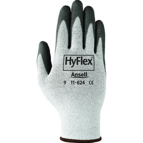 HyFlex® 11-624 Gloves - Size: Medium (8) - Case Quantity: 12