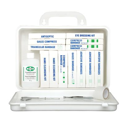 Yukon Territories Regulation First-Aid - FIRST AID KIT: LEVEL 2 - Container Type: 36-unit Plastic