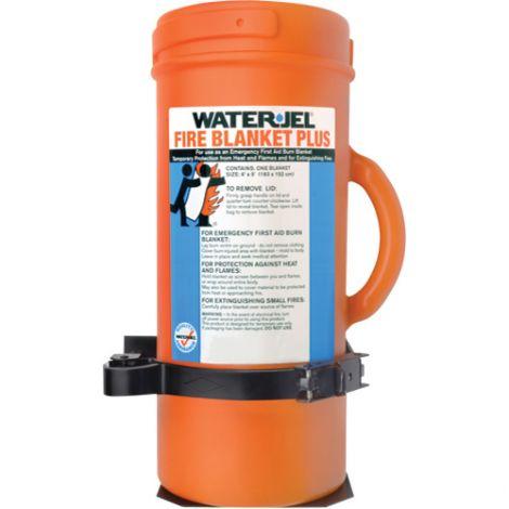 "Water Jel ® Fire Blankets - Material: Wool - Size: 60""L x 72""W"