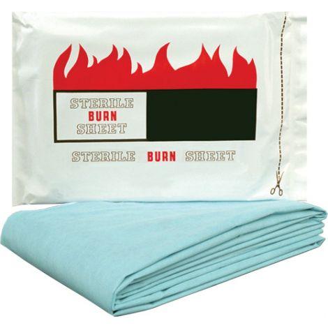 "Burn Sheets - Sterile - Dimensions: 60"" x 96"""