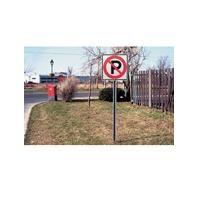 Traffic Regulatory Signs - Legend: No Parking Pictogram