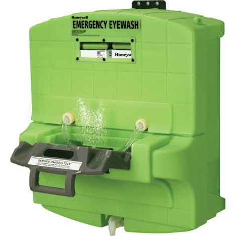 Pure Flow 1000® Eyewash Station - Capacity: 7 gal. - Language: English Instructions