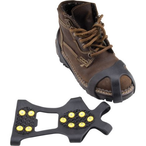 Anti-Slip Snow Shoes - Size: X-Large Traction - Type: Stud