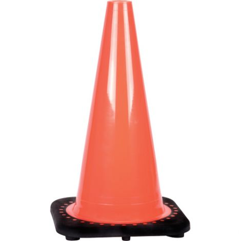 Premium Traffic Cones - Height: 18""
