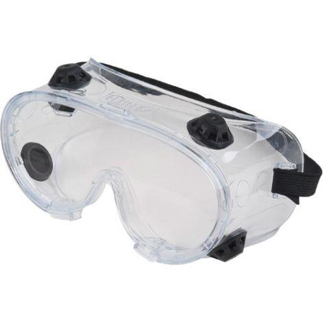 Z300 Eye Goggles - Ventilation Type: Indirect - Qty/Case: 36