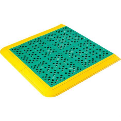 F.I.T.™ Kits No. 546 Emergency Shower Station Mats - Width: 2-1/4' - Length: 3-1/2'