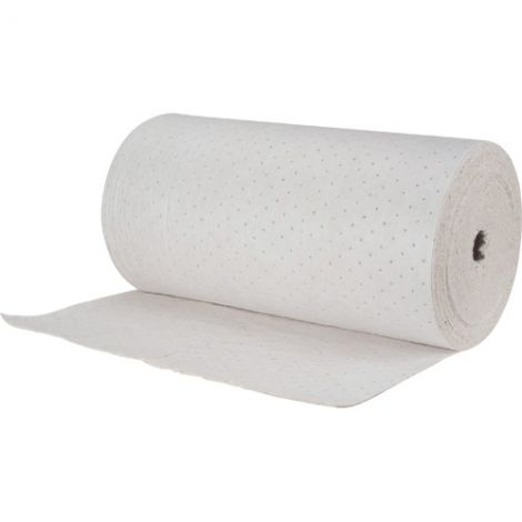 Natural Fine Fibre Sorbent Rolls - Medium Weight - Absorbency/Pkg.: 20 Gallons
