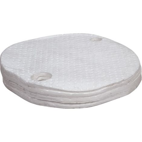 Drum Cover Absorbent Pads - Spill Type: Oil Only