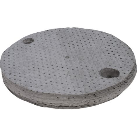Drum Cover Absorbent Pads - Spill Type: Universal