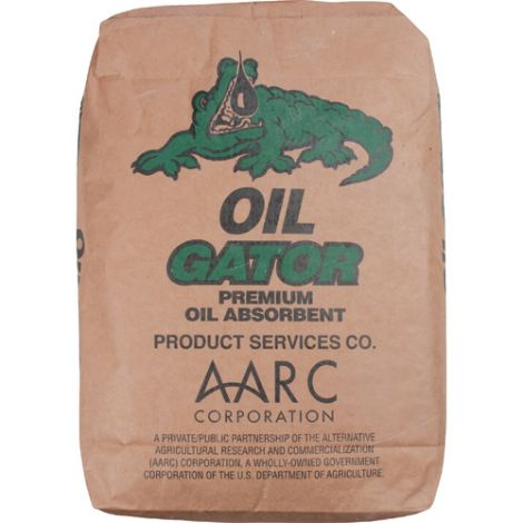 Oil Gator® Absorbent - Format: 30-lb. Bag