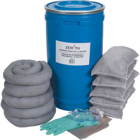 16-Gallon Spill Kits - Spill Type: Universal