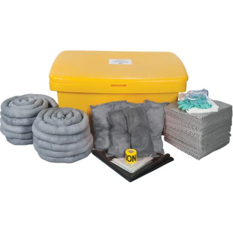 97-Gallon Spill Kits - Spill Type: Universal