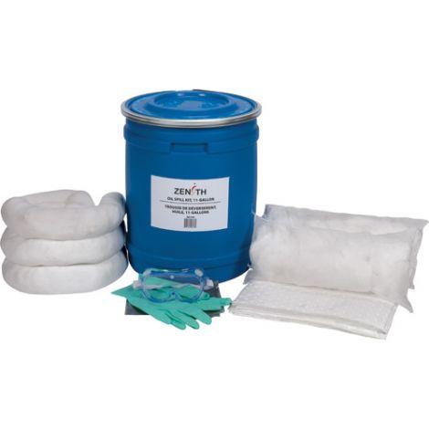 10-Gallon Truck Spill Kits - Spill Type: Oil Only