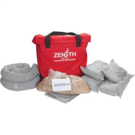 10-Gallon Service Vehicle Spill Kits - Spill Type: Universal - Case/Qty: 2