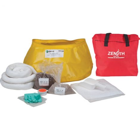 17-Gallon Western Canada Spill Kits - Spill Type: Oil Only