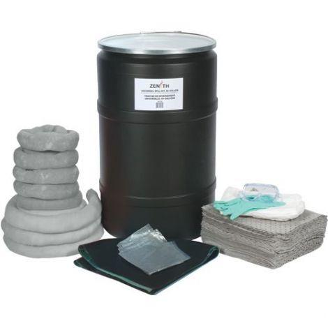 55-Gallon Spill Kits - Spill Type: Universal