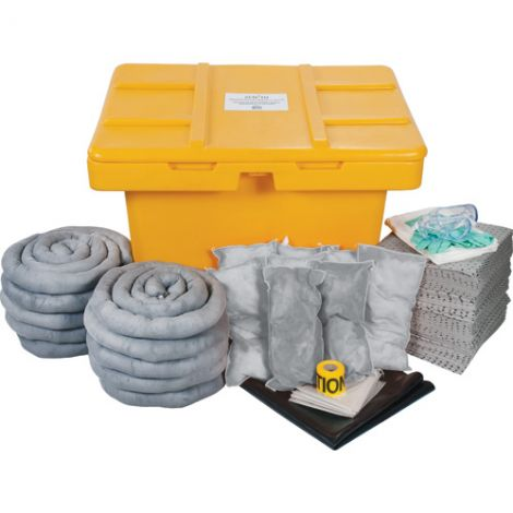 97-Gallon Mobile Spill Kits - Spill Type: Universal