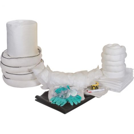95-Gallon Industrial Replacement Kits - - Spill Type: Oil Only