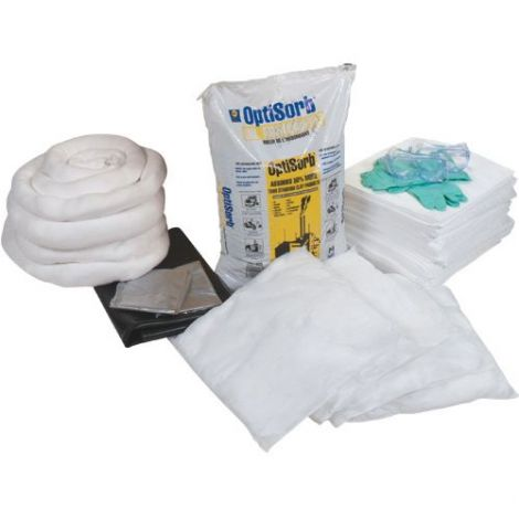 63-Gallon Replacement Kits - Spill Type: Oil Only
