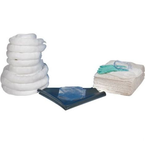 55-Gallon Eco-Friendly Replacement Kits - Spill Type: Oil Only